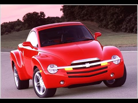 Chevy Ssr Truck Specs Reviews