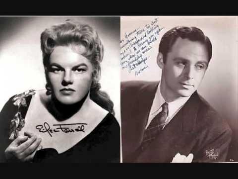 Norman Scott & Eileen Farrell-Medea-