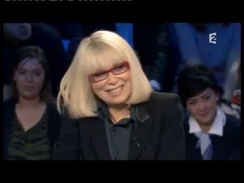 Mireille Darc - On n'est pas couché 29 janvier 2011 #ONPC