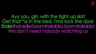 Chris Brown - Privacy (Karaoke/Instrumental)