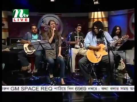 Beder Meye Joshna - James (Live)
