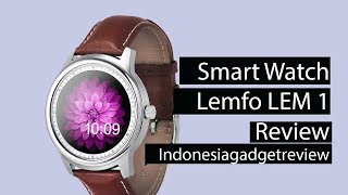 smartwatch LEMFO LEM  1 Review Indonesia