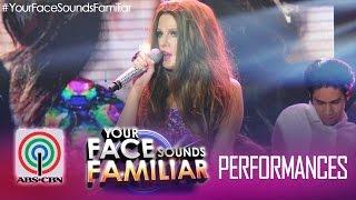 Your Face Sounds Familiar: Maxene Magalona as Selena Gomez -