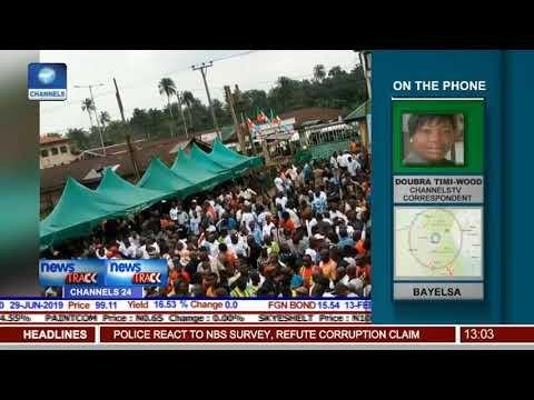 Bayelsa Violence: At Least One Killed At...