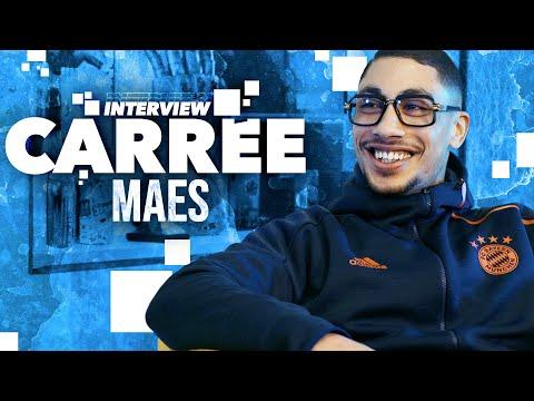 Youtube: Interview Carrée Maes: Sa notoriété, ses potes d'enfance, l'influence de Lefa…