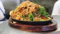Song Long Restaurant serves French/Vietnamese cuisine for over 30 years