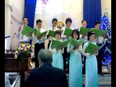 Ô Nô-ên lại về - Ban hát dẫn Nhã Ca HTTL chi hội Bình Thới
