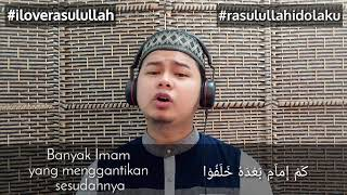 Gambar cover Ya Rasulallah Salamun A'laik versi Cindai Cover by Idris Shamsuddin