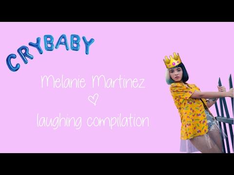 Melanie Martinez Laughing Compilation 🍼