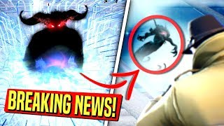*BREAKING NEWS* SOMETHING STRANGE IS HIDING IN THE CUBE FINAL EVENT! FORTNITE CUBE EVENT UPDATE! BR