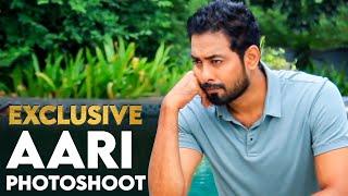 EXCLUSIVE: Actor Aari Stylist Photoshoot Before Bigg Boss 4 | Baby Girl 2 | Narayan | Achu Rajamani