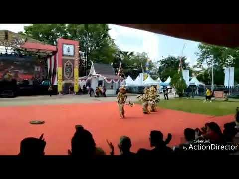 Tarian Dayak Bakung Kalimantan Utara