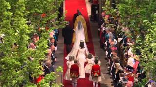 The Royal Wedding - I Vow To Thee My Country - William and Kate