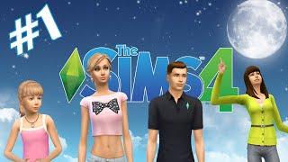 LP The Sims 4 -Строим дом-