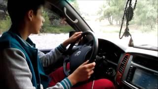 ТЕСТ-ДРАЙВ  Toyota Land Cruiser 100 ~saloSVV~ HD