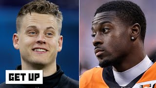 Joe Burrow told the Bengals to keep A.J. Green | Get Up