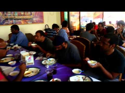 Bombay Palace Indian restaurant ao nang krabi