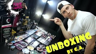 NYX Face Awards Ukraine 2017 / TOP 15 Unboxing by G.A.