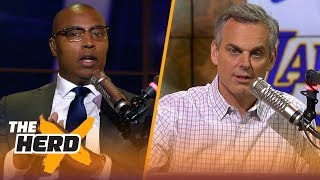 Caron Butler on dysfunctional NBA teams, Kawhi trade rumors and LeBron's Lakers | NBA | THE HERD