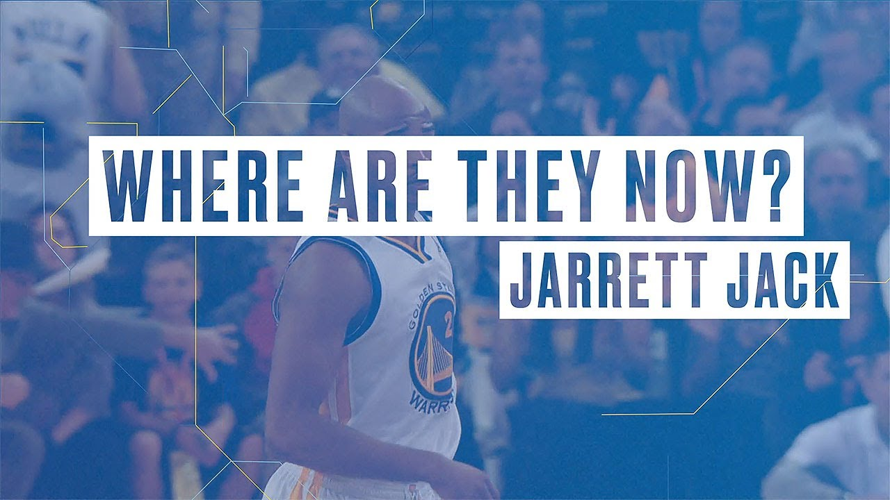 Where Are They Now feat. Jarrett Jack