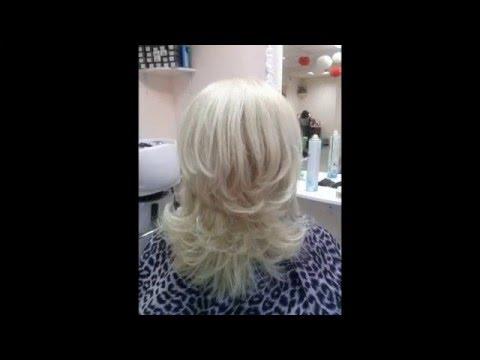 Работы парикмахера Елены Берёзкиной (Февраль 2015)