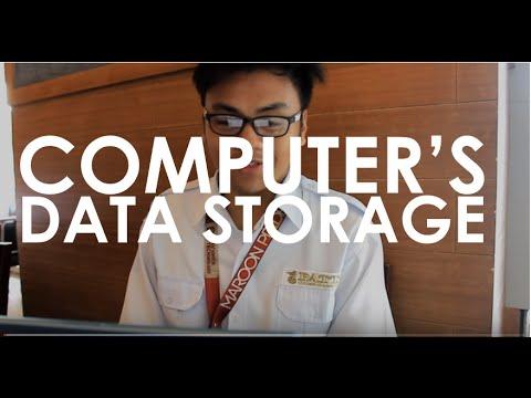 Computer: Data Storage