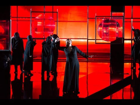 新国立劇場「神々の黄昏」2017年10月1日公演より Götterdämmerung, NNTT(Oct. 2017)