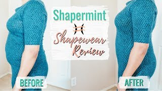 Shapermint Review | Does this shapewear really work?  | DandV's Family