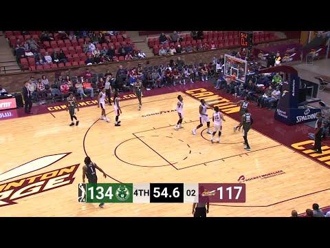 Joel Bolomboy Posts 18 points & 10 rebounds vs. Canton Charge