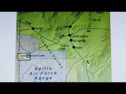 Area 51 and Nevada unfair to Lincoln County