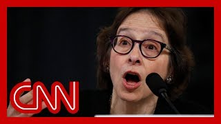 Powerful women take a stand in impeachment hearings