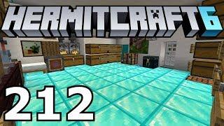 Hermitcraft 6: The Floor is...DIAMONDS! (Minecraft 1.14.4 Ep. 212)