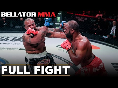 Full Fight | Tyrell Fortune vs. Azunna Anyanwu - Bellator 233