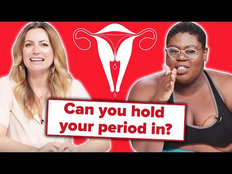 We Answer Questions About Periods
