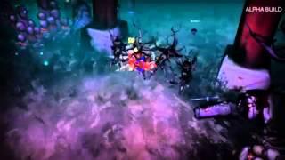 Akaneiro: Demon Hunters Gameplay