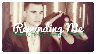 Shawn Hook ft. Vanessa Hudgens - Reminding Me // Lyrics + Deutsche Übersetzung