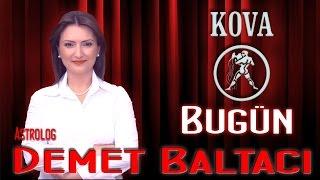 KOVA Burcu, GÜNLÜK Astroloji Yorumu,20 TEMMUZ 2014, Astrolog DEMET BALTACI Bilinç Okulu