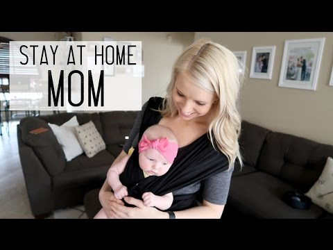 DAY IN THE LIFE 2017 / stay at home mom / SAHM