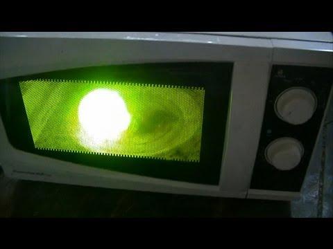 Microwave Me: Vanity Globe Bulb
