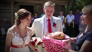 Белорусская свадьба. Клип