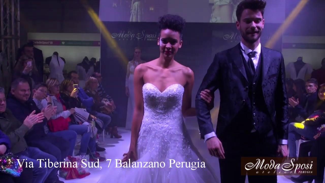 816126b2ba1e Promo Moda Sposi Atelier Balanzano 2018 - YouTube