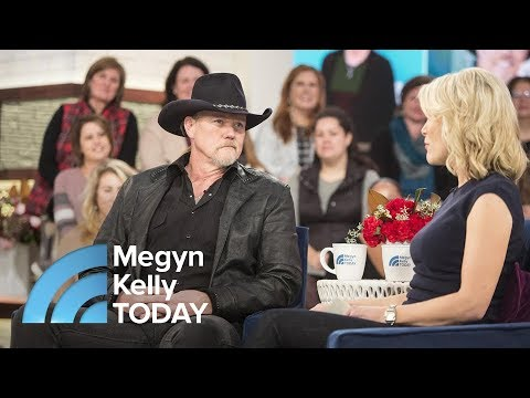 Trace Adkins On His Benefit Concert 'Guitar Legends For Heroes' To Veterans | Megyn Kelly TODAY