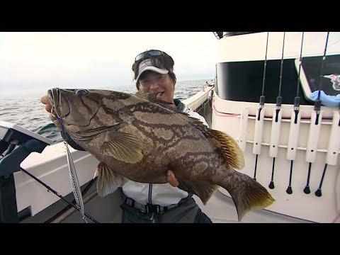 #193 南方の海に夢を追う スロー系ジギングで挑む巨大魚