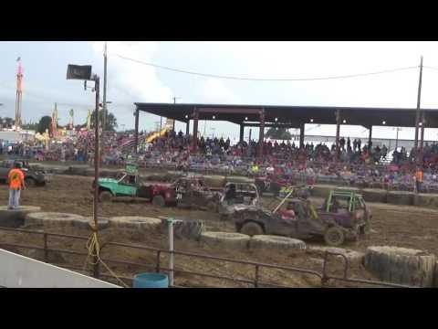 Union County Fair Trucks 2017