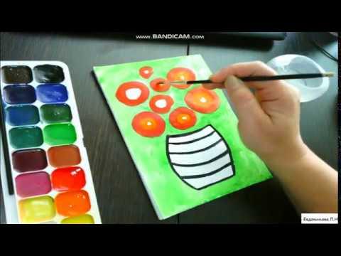 Видео уроки по изо в начальных классах