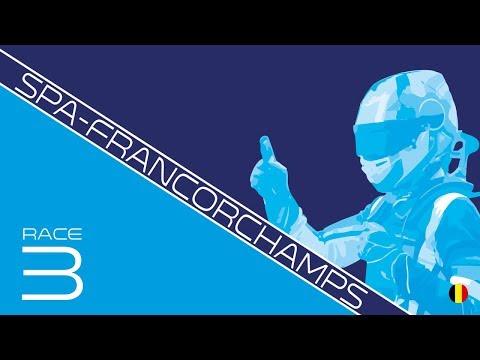 RE-LIVE: 3rd Race FIA Formula 3 At Spa-Francorchamps