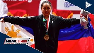 SPORTS NEWS: Hidilyn Diaz gives PHL its first Asiad gold medal