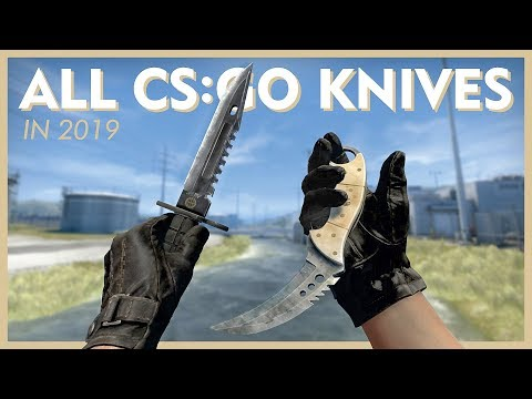 All Knives in