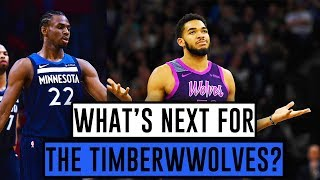 What's Next For The Minnesota Timberwolves?