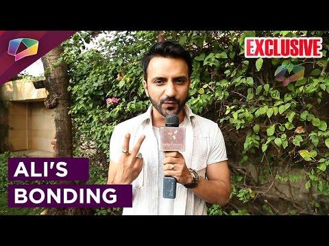 Ali Merchant's special bonding on Sadda Haq 2